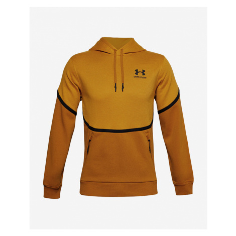 Under Armour Rival Fleece AMP Bluza Żółty
