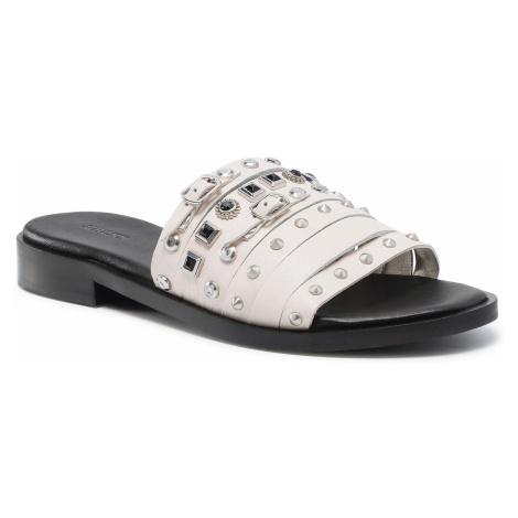 Klapki BRONX - 84821-G Black/Off White 2295