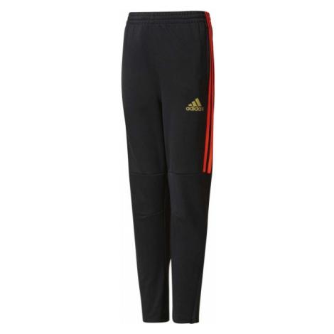 adidas YOUTH BOYS TIRO PANT 3S czarny 128 - Spodnie chłopięce