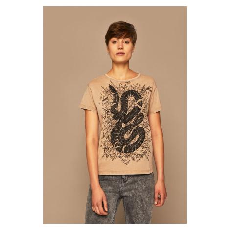 Medicine - T-shirt by Weronika Kolinska