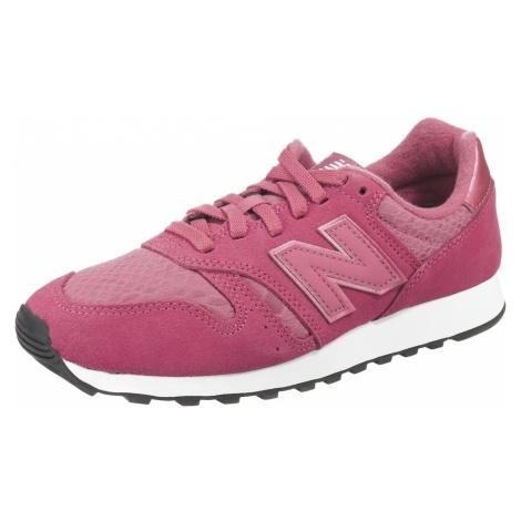 New Balance Trampki niskie 'WL373' różowy pudrowy / purpurowy