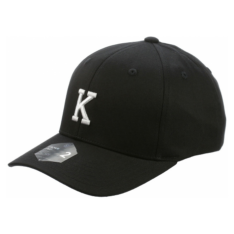 czapka z daszkiem State of WOW Kilo Baseball Crown 2 - Black/White
