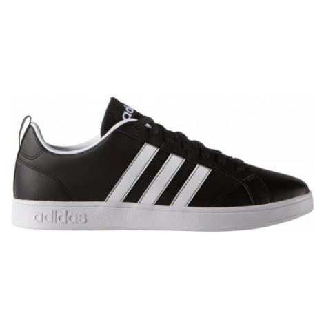 adidas VS ADVANTAGE czarny 5.5 - Obuwie miejskie męskie