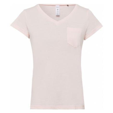 Skiny Koszulka do spania różowy pudrowy