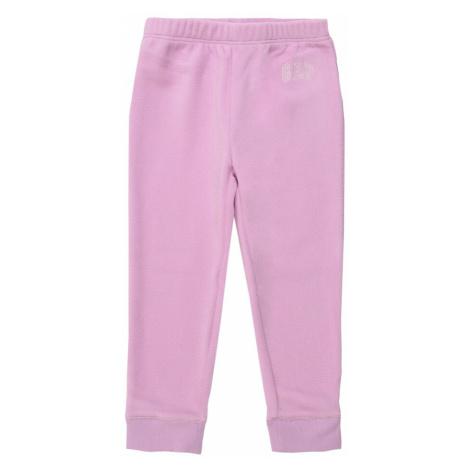 GAP Spodnie jasnofioletowy