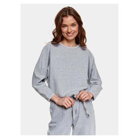 TOP SECRET szary damska bluza