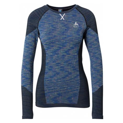 ODLO Koszulka funkcyjna 'Blackcomb' granatowy / królewski błękit