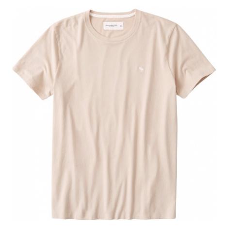 Abercrombie & Fitch Koszulka beżowy