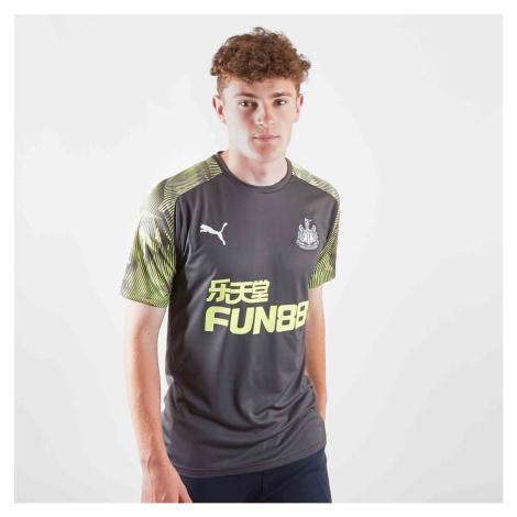 Puma Newcastle FC Short Sleeve T Shirt Mens