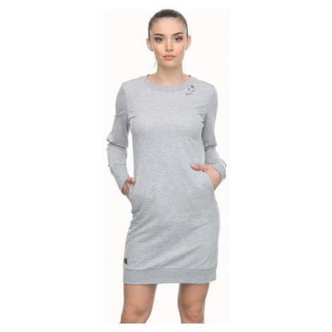 sukienka Ragwear Menita - 3003/Light Gray
