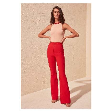 Spodnie damskie Trendyol Spanish leg