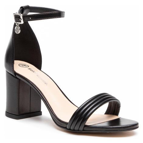Sandały SOLO FEMME - 82436-34-A19/000-07-00 Czarny