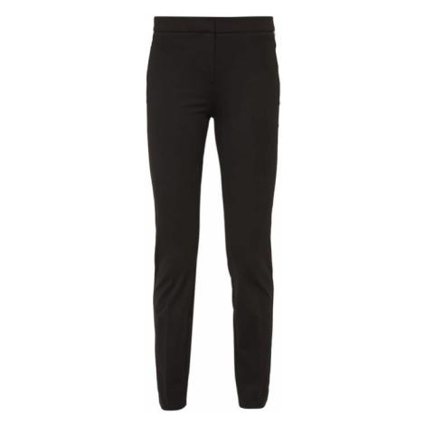 Spodnie materiałowe z wpuszczanymi kieszeniami w stylu francuskim Comma