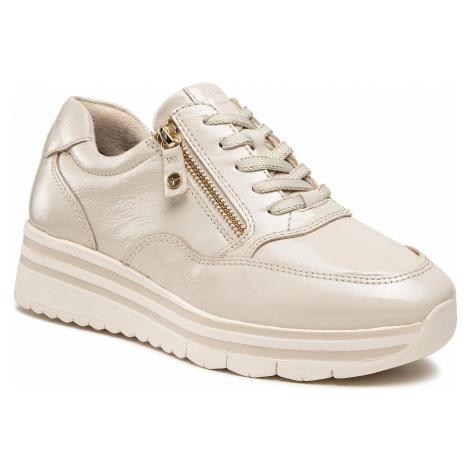 Sneakersy TAMARIS - 1-23707-26 Ivory Patent 432