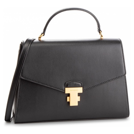 Torebka TORY BURCH - Juliette Top-Handle Satchel 51022 Black 001