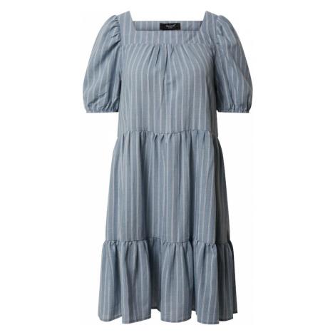 SISTERS POINT Sukienka offwhite / niebieski