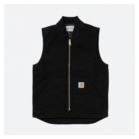 Kamizelka męska Carhartt WIP Classic Vest I026457 BLACK