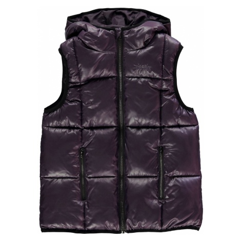 USA Pro Quilted Gilet Junior Girls
