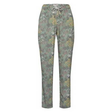 Iriedaily Spodnie 'Jungalore' żółty / oliwkowy