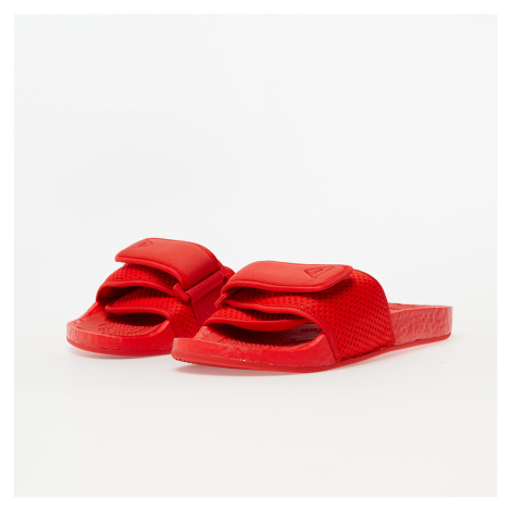 adidas x Pharrell Williams Chancletas Hu Active Red/ Active Red/ Active Red