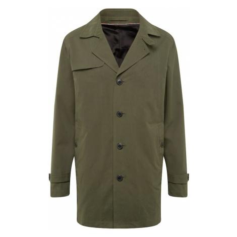 SELECTED HOMME Płaszcz przejściowy 'Times' ciemnozielony