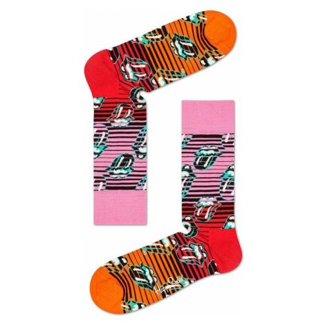 Happy Socks - Skarpetki Rolling Stoned Ruby Tuesday