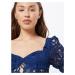 Love Triangle Sukienka koktajlowa 'Aurora Skies Dress' granatowy