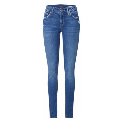 Mavi Jeansy niebieski denim