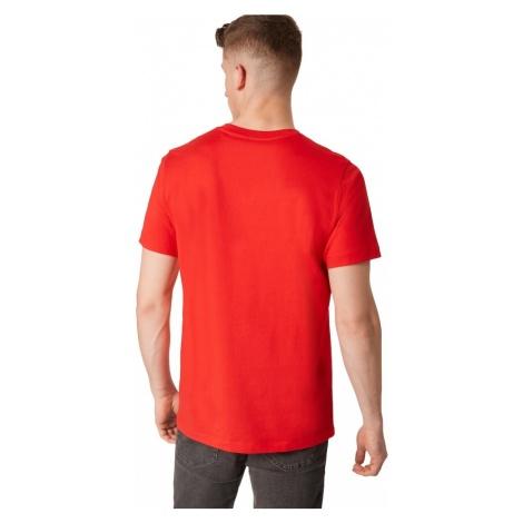 DIESEL Koszulka 'Just-B' turkusowy / żółty / neonowa czerwień