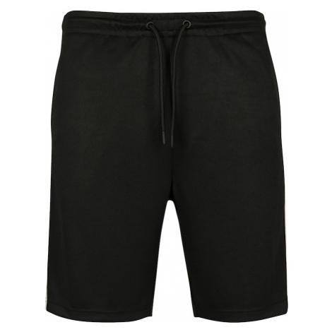 Urban Classics Spodnie szary / czarny
