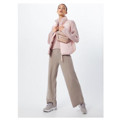 Nike Sportswear Kamizelka różowy pudrowy / biały