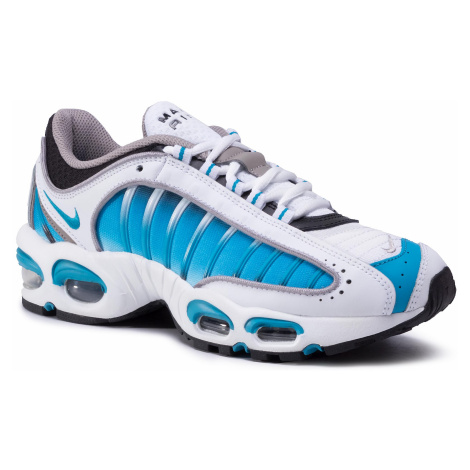 Buty NIKE - Air Max Tailwind IV CT1284 100 White/Laser Blue/Black