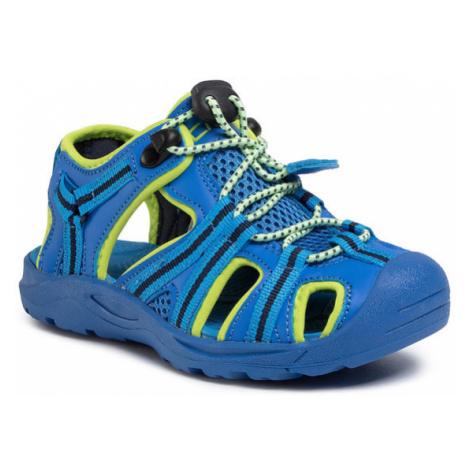 CMP Sandały Kids Aquarii Hiking Sandal 30Q9664 Niebieski