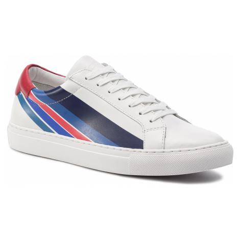 Sneakersy KAZAR - Denisom 39804-01-48 White/Navy