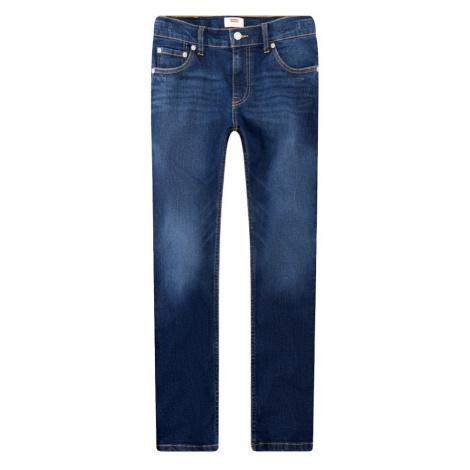 Levi's, Skinny Fit Jeans 510 Niebieski, male, rozmiary: Levi´s