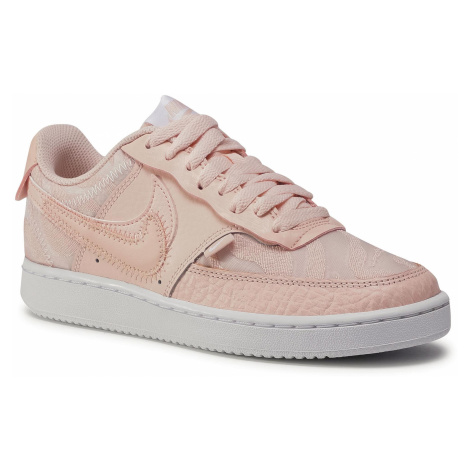 Buty NIKE - Court Vision Lo Prm CI7599 600 Washed Coral/Washed Coral