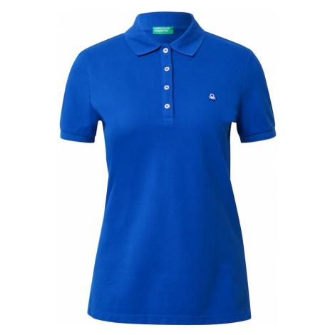UNITED COLORS OF BENETTON Koszulka kobalt niebieski