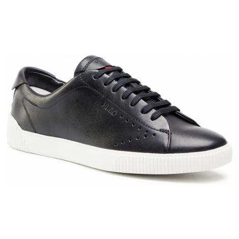Sneakersy HUGO - Zero 50435376 10202344 01 Black 001 Hugo Boss