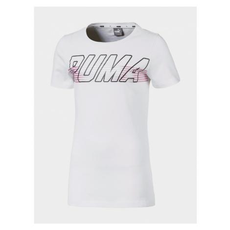 T-shirt Puma Alpha Logo Tee