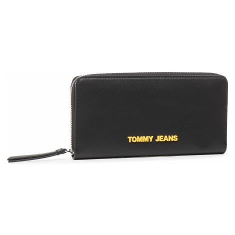 Duży Portfel Damski TOMMY JEANS - Tjw New Modern Lrg Za Wallet AW0AW08596 BDS Tommy Hilfiger