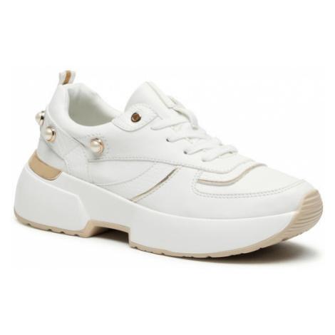 DeeZee Sneakersy WS061-16 Biały
