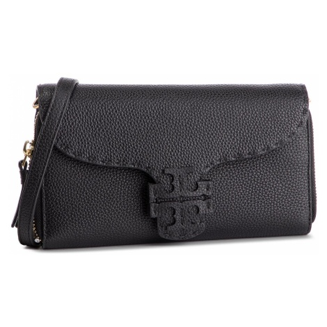 Torebka TORY BURCH - McGraw Wallet Cross-Body 53043 Black 001
