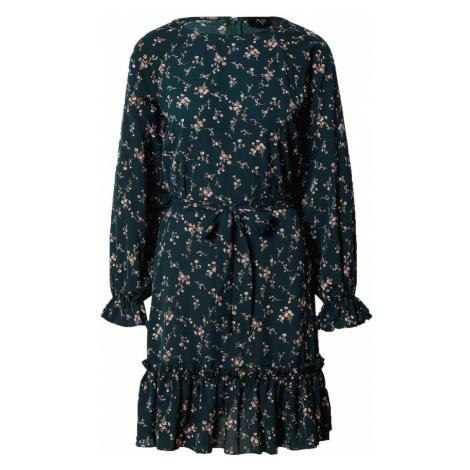 AX Paris Sukienka ciemnozielony