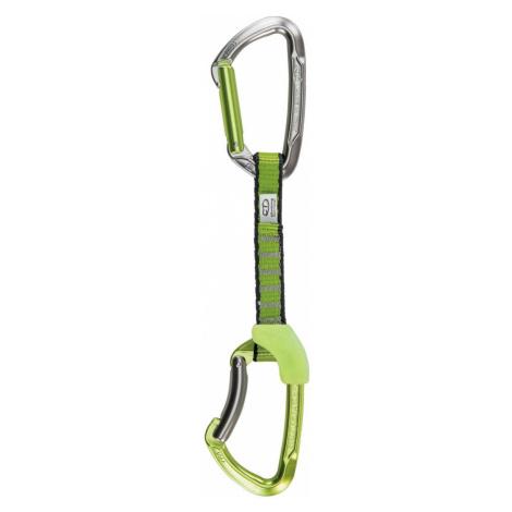 CLIMBING TECHNOLOGY Ekspres LIME SET NY-17cm-Zielony