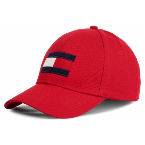 Czapka z daszkiem TOMMY HILFIGER - Big Flag Cap AM0AM04508 659