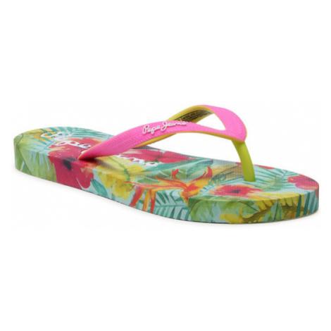 Pepe Jeans Japonki Dorset Hawai PGS70041 Różowy