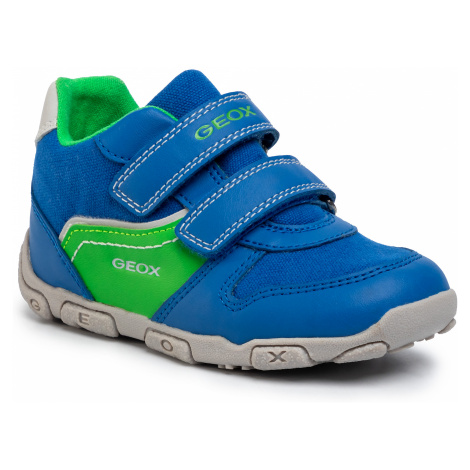 Sneakersy GEOX - B Balu' B.A B0236A 01050 C4165 Royal/Green