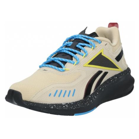 REEBOK Buty sportowe czarny / niebieski / beżowy / żółty