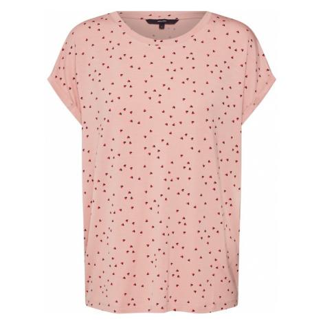 VERO MODA Koszulka 'VMAMAYA WILLOW' różowy pudrowy