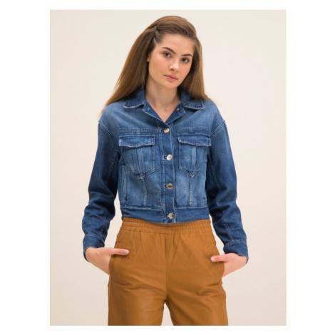 Kurtka jeansowa Pinko